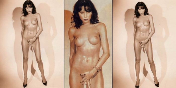 Melania Trump Nude photoshoot