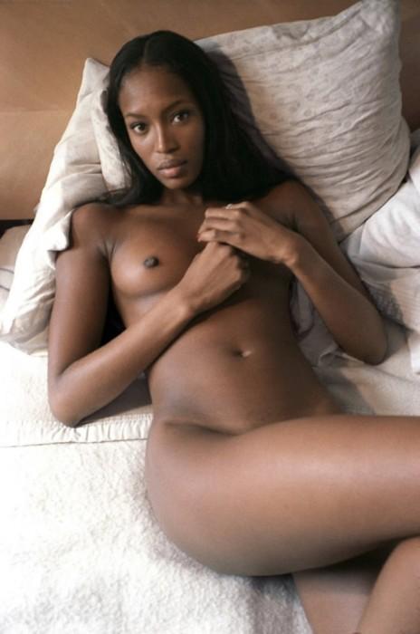 Naomi Campbell Naked homemade photo