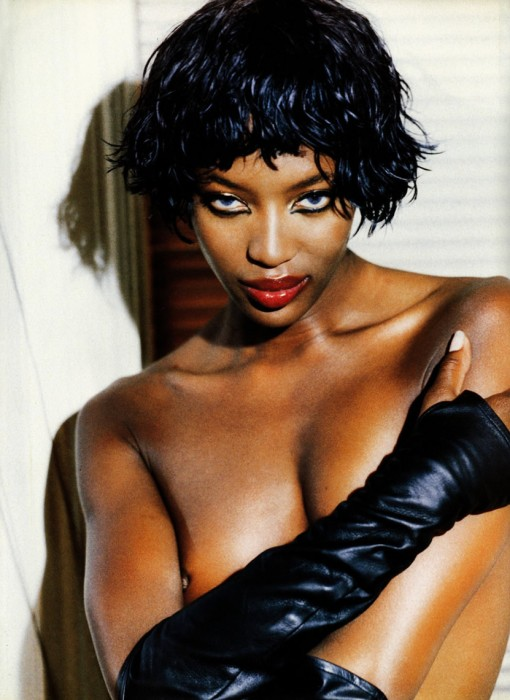 Naomi Campbell hot pic