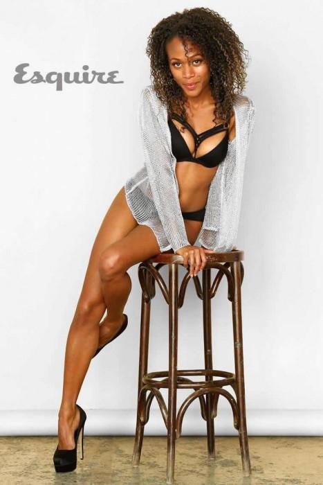Nicole Beharie Hot