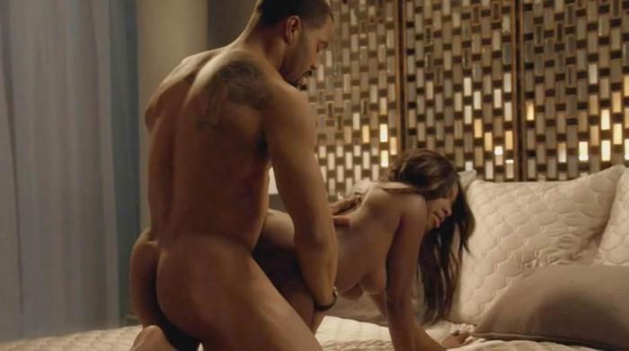Nicole Beharie Naked