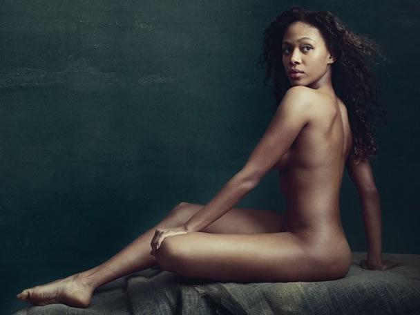 Nicole Beharie Nude Photo