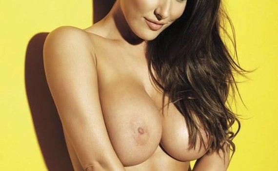 Nikki Bella Nude (3 Photos)