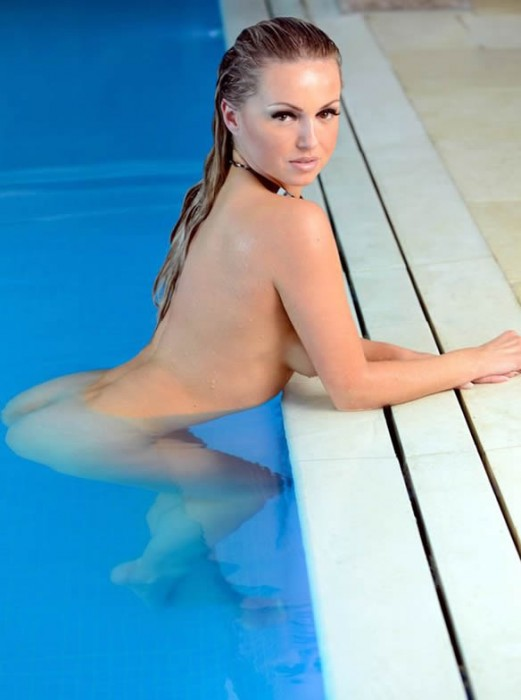 Ola Jordan Naked Photo