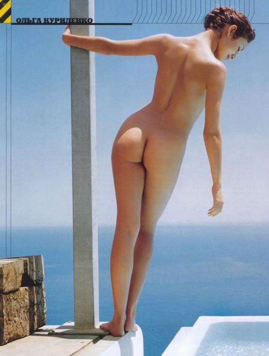 Olga Kurylenko Nude sexy booty