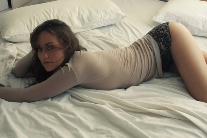 Olivia Wilde homemade photo