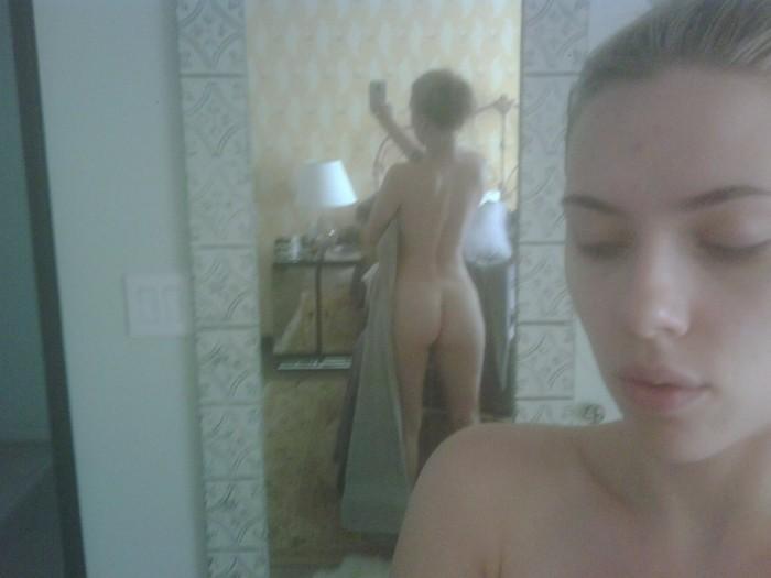 Scarlett Johansson Nude Leaked Photos Sexy Ass