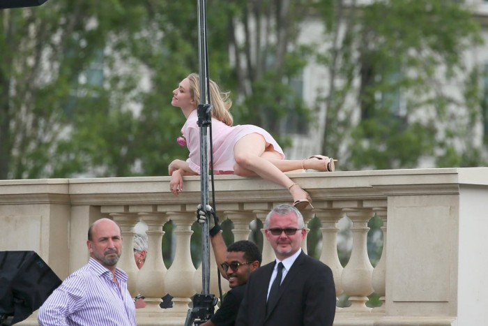 Sexy Amanda Seyfried Photoshoot