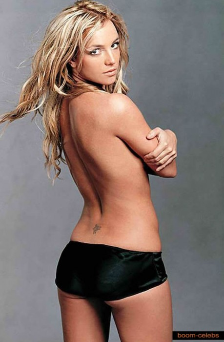 Sexy Britney Spears Photo Shoot
