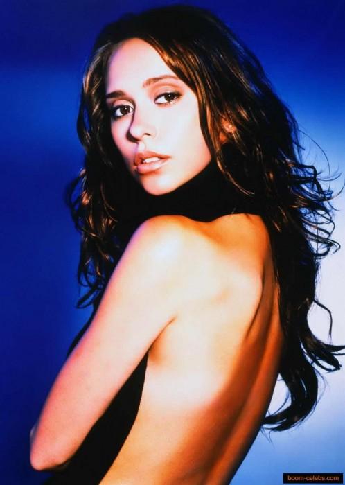 Sexy Jennifer Love Hewitt Topless