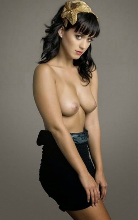 Sexy Katy Perry Topless Nipples