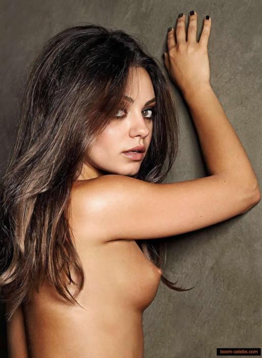 Sexy Mila Kunis Nude