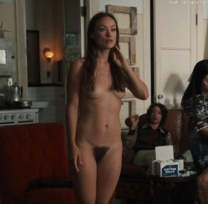 Sexy Olivia Wilde Naked