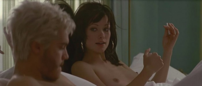 Sexy Olivia Wilde sex scenes