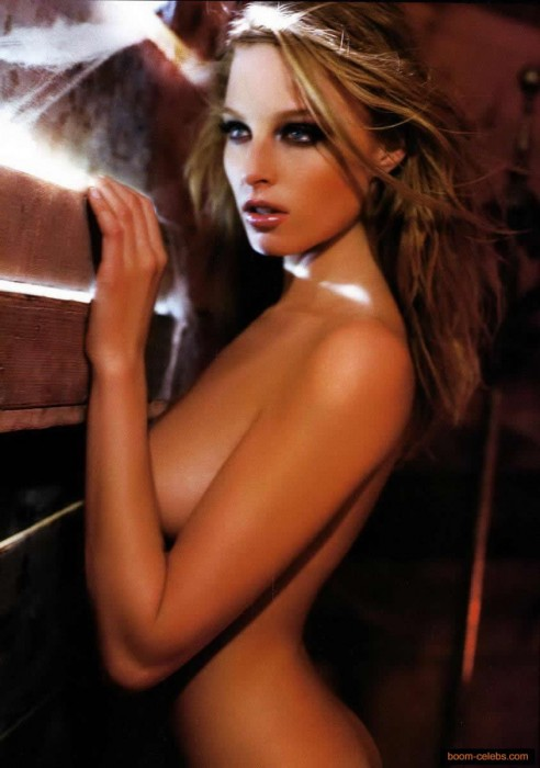 Topless rachel nichols