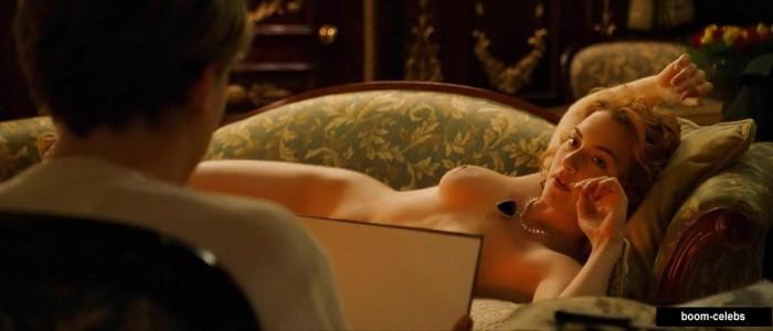 Titanic Kate Winslet Nude