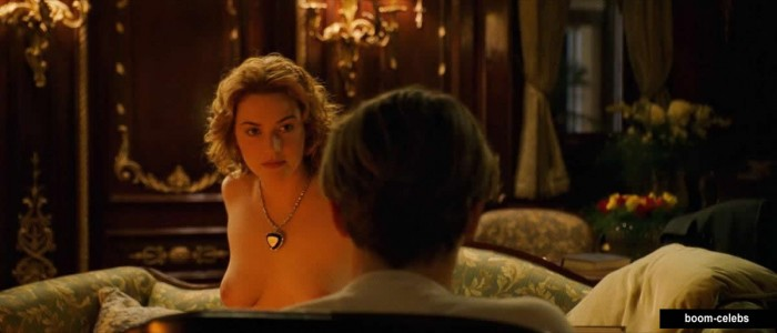 Titanic Kate Winslet Nude pics