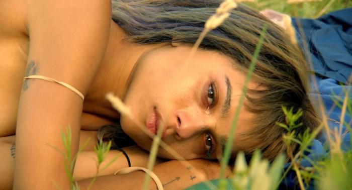 Zoe Kravitz sex scenes