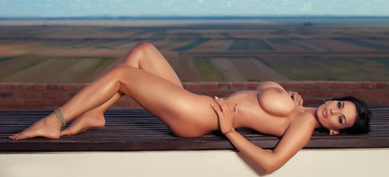 Adina Barbu Naked for Playboy (10 Photos)