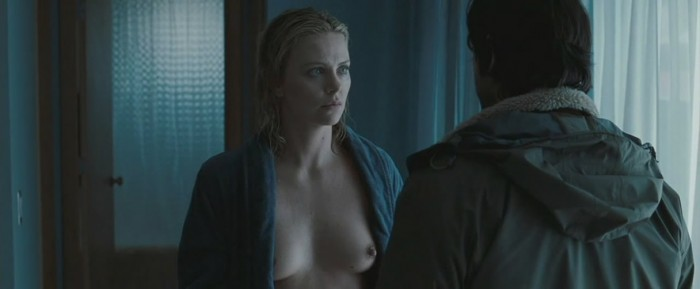 Charlize Theron sex scenes