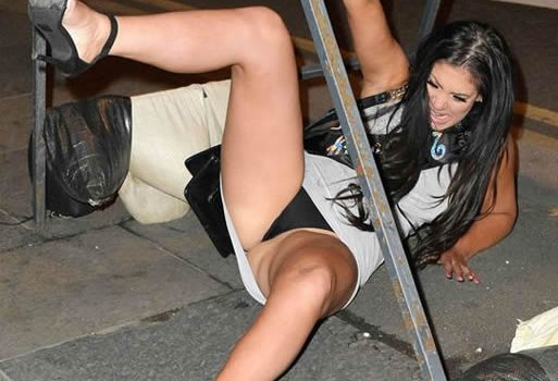 Chloe Ferry Upskirt (13 Photos)