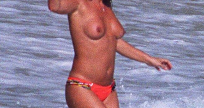 Daisy Fuentes Topless and Sexy (12 Photos)