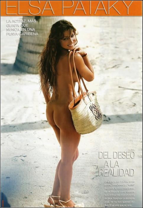 Elsa Pataky ass
