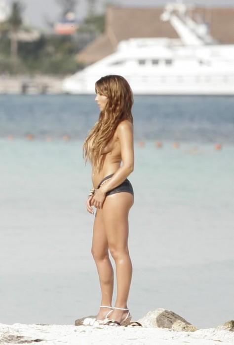 Elsa Pataky sexy body