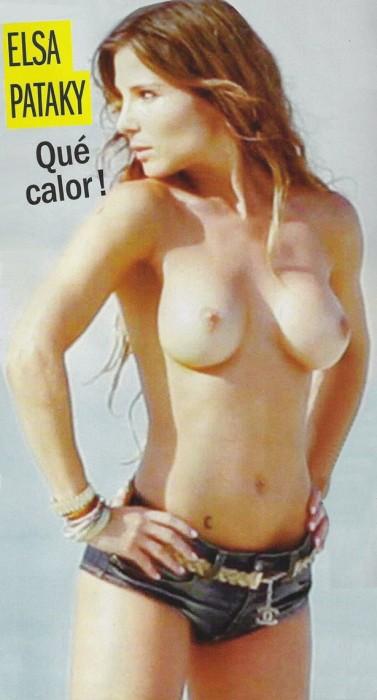 Elsa Pataky tits