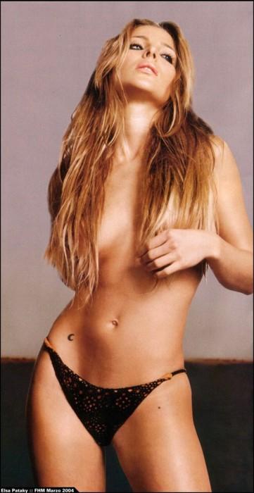 Elsa Pataky topless