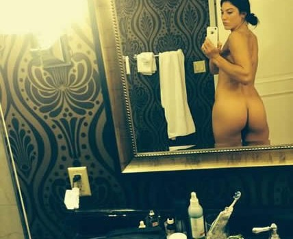 Hope Solo Naked Leaked (6 Photos)