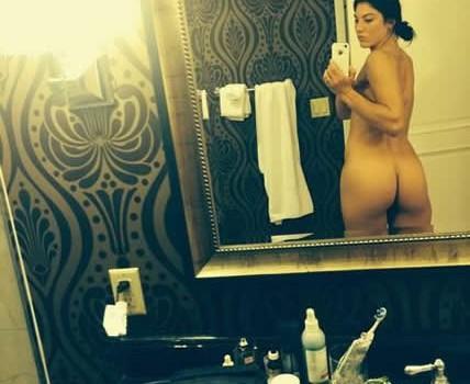 Hope Solo Naked Leaked (10 Photos)