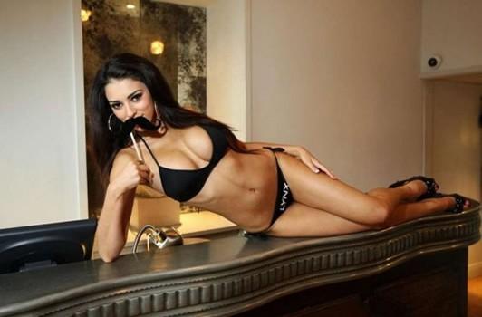 Georgia Salpa Sexy (12 Photos)