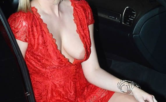 Kate England Nip Slip (7 Photos)