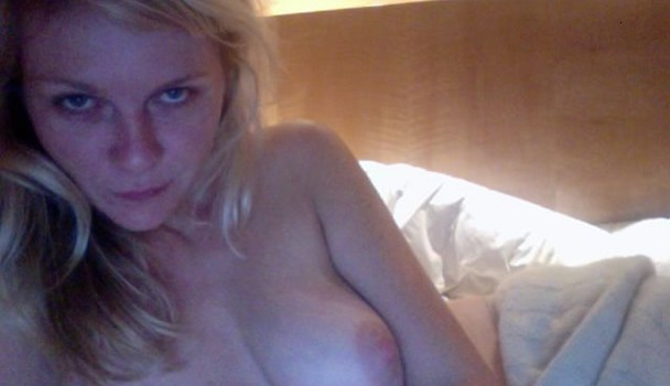 Kirsten Dunst Leaked Photos (3 Pics)