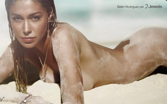 naked-belen-rodriguez