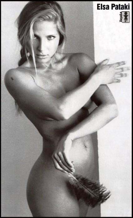 Naked Elsa Pataky for Playboy