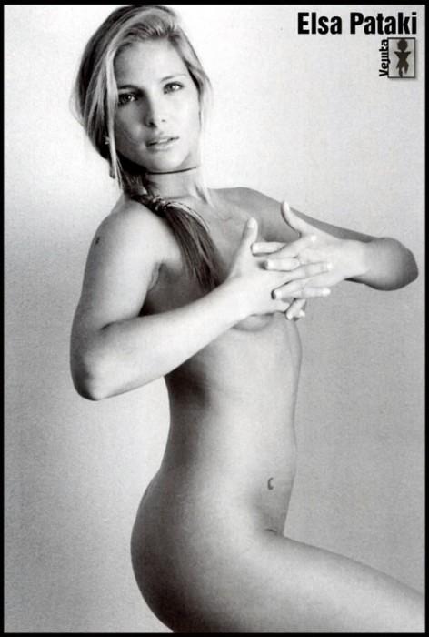 Sexy Elsa Pataky Nude