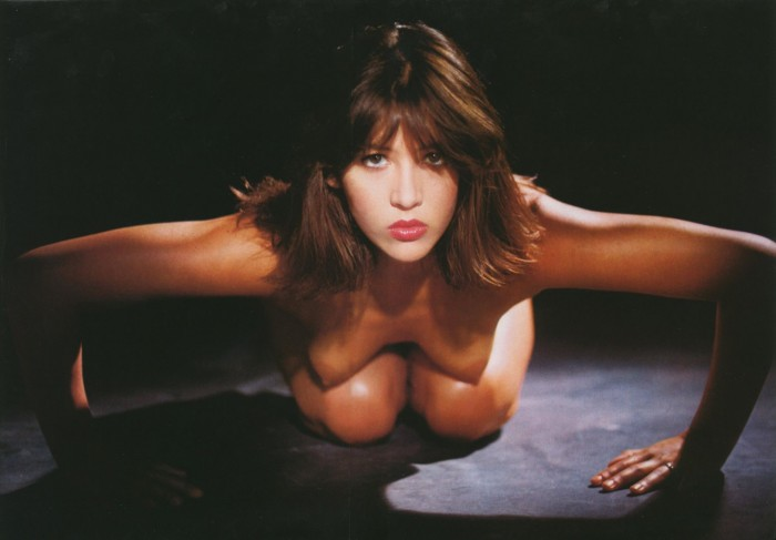 Sophie Marceau nude and wild sex