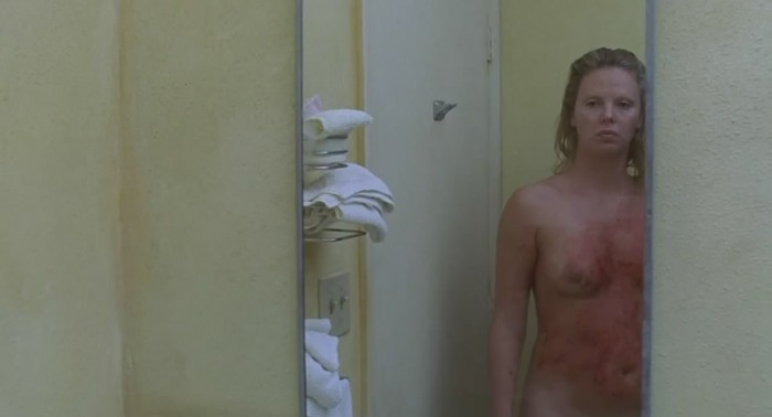 Addison timlin cameltoe in lace panties from odd thomas 4