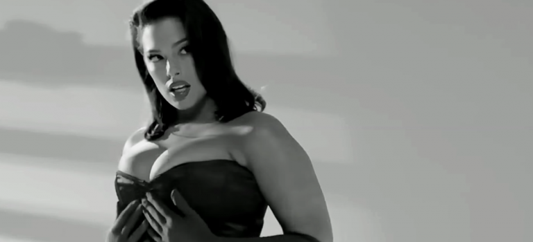 Ashley Graham by Phil Poynter – LOVE Advent 2016 Day 26 (Hot Video)