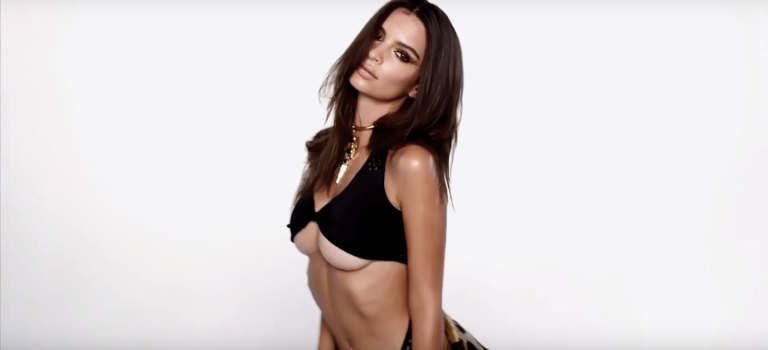 Emily Ratajkowski by Hype Williams – LOVE Advent 2016 Day 8 (Hot Video)