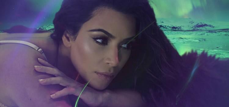 Kim Kardashian by James Lima – LOVE Advent 2016 Day 12 (Hot Video)