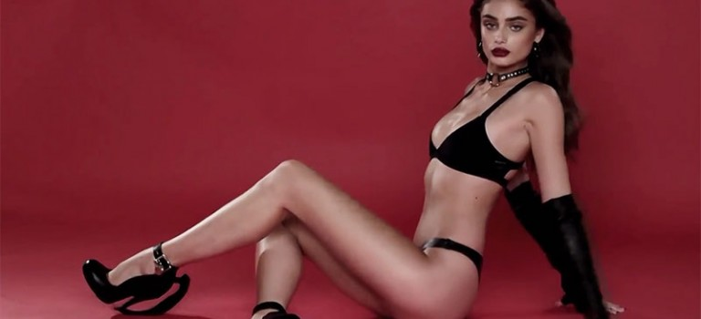 Taylor Hill by Hype Williams – LOVE Advent 2016 Day 14 (Hot Video)