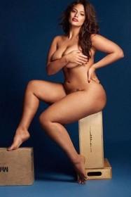Ashley Graham Nude Photo