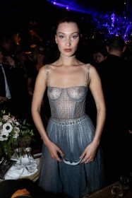 Bella Hadid See Through