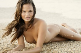Chrissy Teigen Naked Photoshoot 13