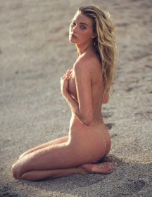 Elsa Hosk Naked Photoshoot 4