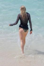 Elsa Hosk Sexy Ass Photo
