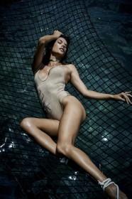 Hot Alessandra Ambrosio GQ Brazil November 2016